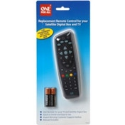 One For All Remote Control for Satellite Digital Box and TV