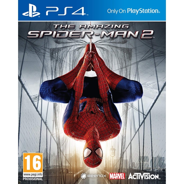 The Amazing Spider-Man 2 PS4 Game