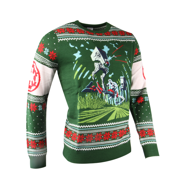 Star Wars - Battle of Endor Unisex Christmas Jumper Medium