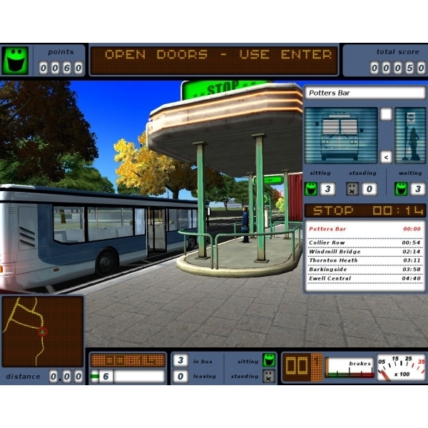 Bus Driving Double Pack PC CD Key Download for Excalibur - Image 5