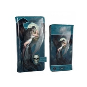 Angel and The Reaper Embossed Purse