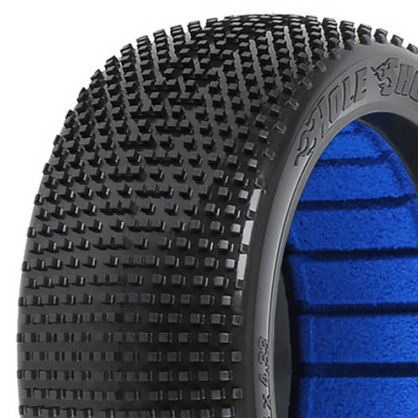 Proline 'Holeshot 2.0' S3 Soft 1/8 Buggy Tyres W/Closed Cell