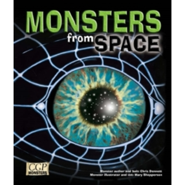 KS2 Monsters from Space Reading Book by CGP Books (Paperback, 1990)