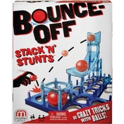 Bounce-Off Stack 'N' Stunts Game