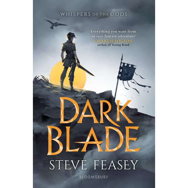 Dark Blade : Whispers of the Gods Book 1 : 1