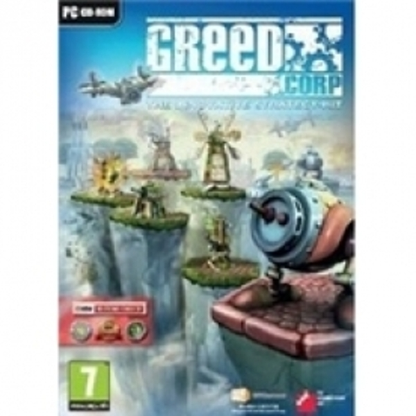 Greed Corp Game PC