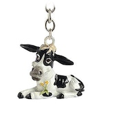 Little Paws Key Ring Cow