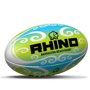 Rhino Barracuda Beach Pro Rugby Ball - Size 4.5