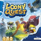 Ex-Display Loony Quest Game Used - Like New