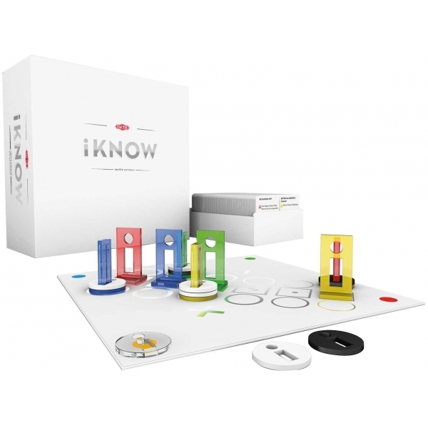 iKnow Trivia Board Game [Damaged Packaging]