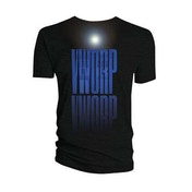 Doctor Who - Tardis Vworp Vworp Men's Small T-Shirt - Black