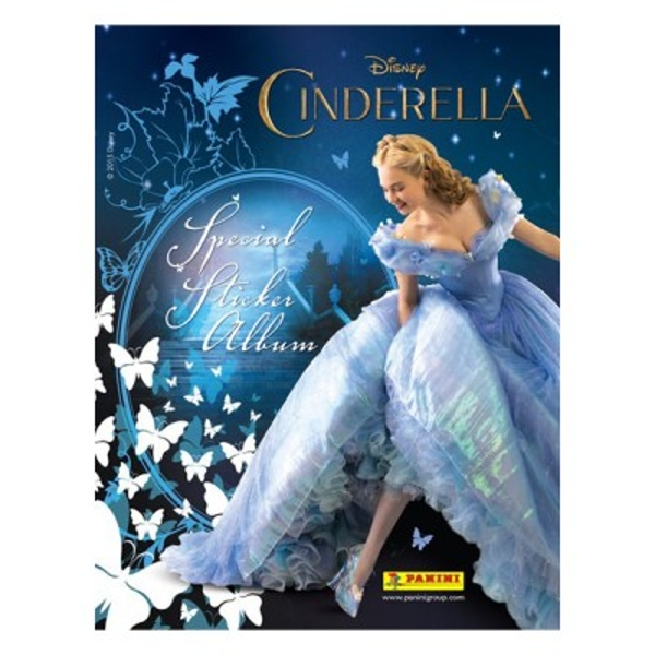 Disney Cinderella Sticker Starter Pack