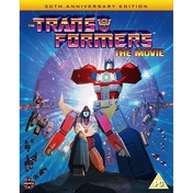 Transformers The Movie 30th Anniversary Edition Blu-ray