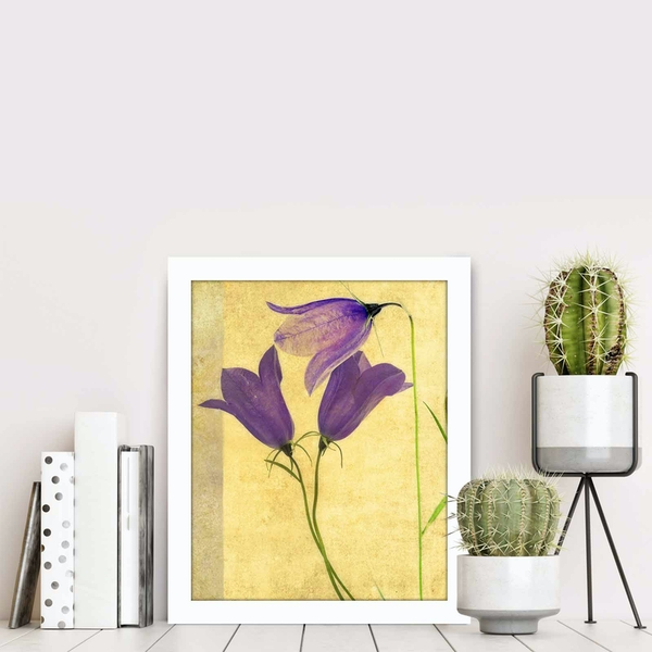 BCT-005 Multicolor Decorative Framed MDF Painting