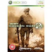 Call Of Duty 6 Modern Warfare 2 Game Xbox 360