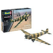 Junkers Ju52/3m Transport 1:48 Revell Model Kit