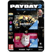 Payday 2 The Ultimate Steal Edition PC Game