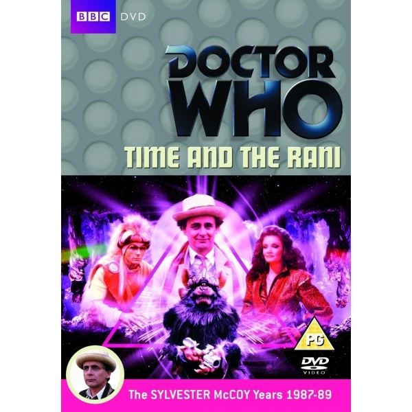 Doctor Who: Time and the Rani (1987) DVD