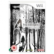 Resident Evil 4 Wii Edition Game Wii