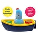 In the Night Garden Iggle Piggle's Lightshow Bath-Time Boat Toy - Image 3
