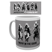 Assassins Creed - Stencil Mug