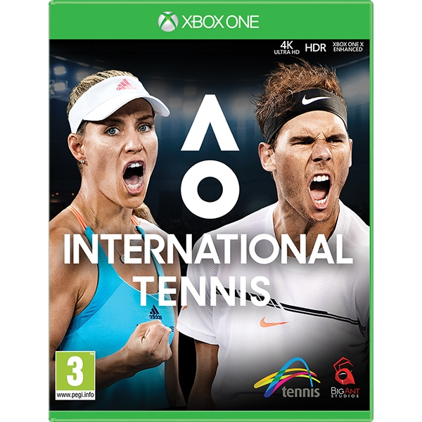 AO International Tennis Xbox One Game - Image 1