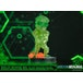 Snake SD Stealth Camo Neon Green (Metal Gear Solid) First4Figures Collectable PVC Figurine - Image 3