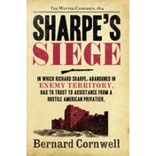 Sharpe's Siege: The Winter Campaign, 1814 (The Sharpe Series, Book 18) by Bernard Cornwell (Paperback, 2012)