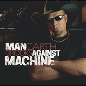 Garth Brooks  - Man Against The Machine CD