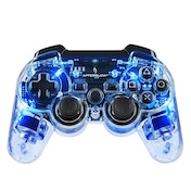 PDP Afterglow SmartTrack Wireless Controller Blue PS3 PC