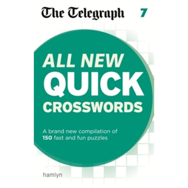 The Telegraph: All New Quick Crosswords 7 by The Telegraph (Paperback, 2014)