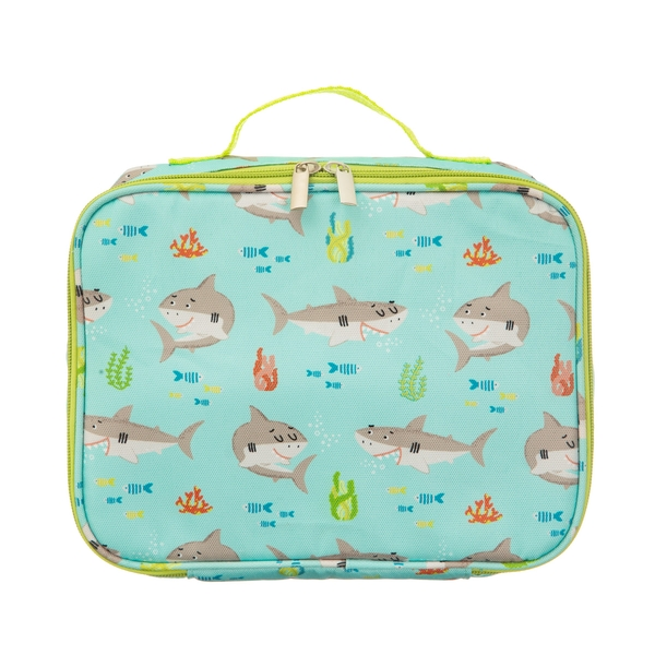 Sass & Belle Shelby the Shark Lunch Bag