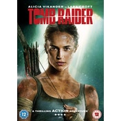Lara Croft - Tomb Raider DVD