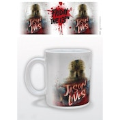 Friday The 13th Jason Lives Mug