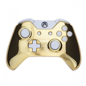 Gold & White Edition Xbox One Controller