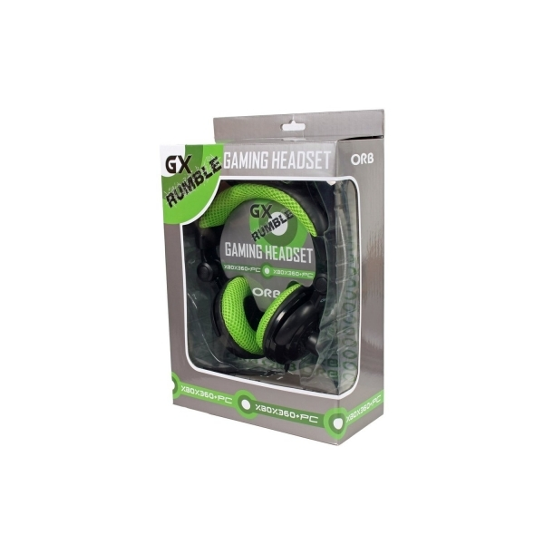 ORB GX Rumble Gaming & Live Chat Headset Xbox 360 - Image 3