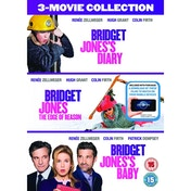 Bridget Jones 3 Film Collection DVD   Digital Download