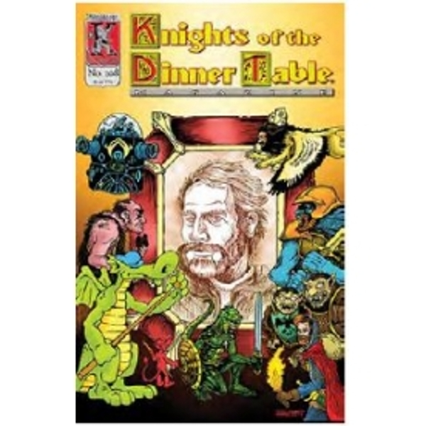 Knights of the Dinner Table Issue # 208
