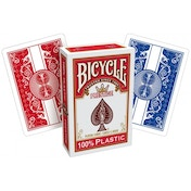 Bicycle Prestige Plastic Playing Card Deck