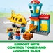 Lego Duplo - My Town Airport and Airplane (10871) [Damaged Packaging] - Image 3