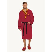 Harry Potter Where's Harry Glasses and Lightening Adult Robe