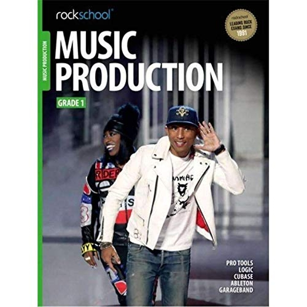ROCKSCHOOL MUSIC PRODUCTIONS GRADE 1  Paperback 2016