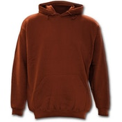 Metall Streetwear Hooded Men's X-Large Hoodie - Red