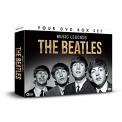 Music Legends: The Beatles DVD