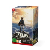 The Legend of Zelda Breath of the Wild Special Edition Nintendo Switch Game
