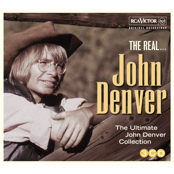 The Real... John Denver CD