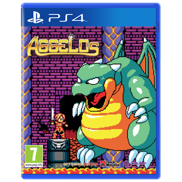 Aggelos PS4 Game