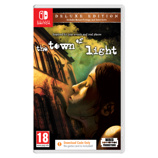 The Town of Light Deluxe Edition Nintendo Switch Edition [Download Code In A Box]