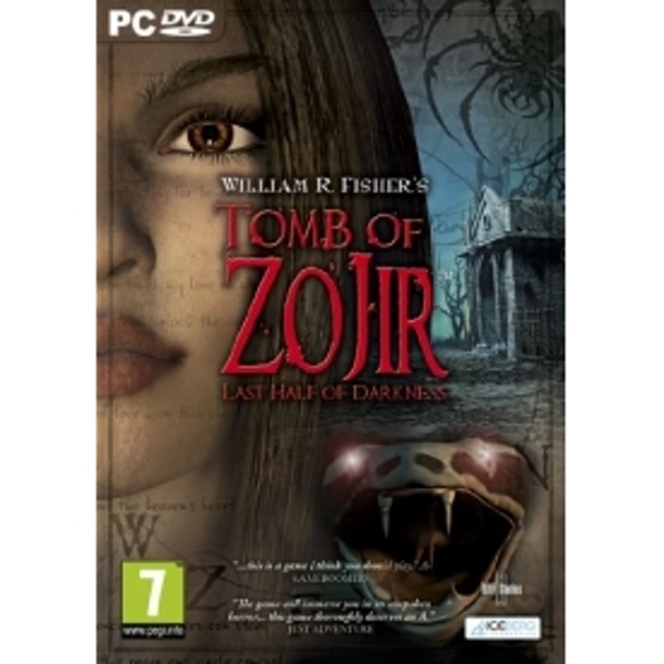 Last Half Of Darkness Tomb Of Zojir Game PC