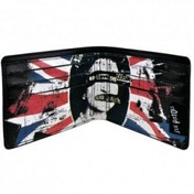 Sex Pistols God Save The Queen Bi-PVC Black Wallet